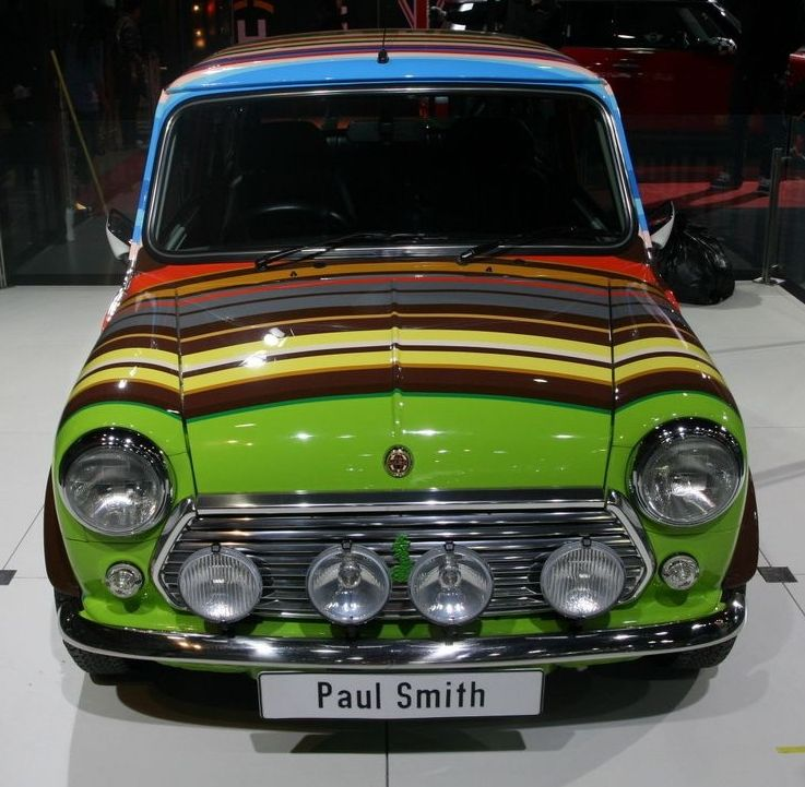 Mini by Paul Smith ~ Used Car Values